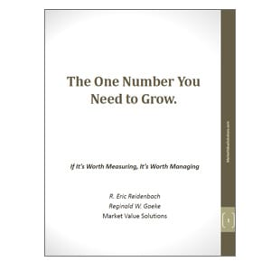 The One Number You Need to Grow